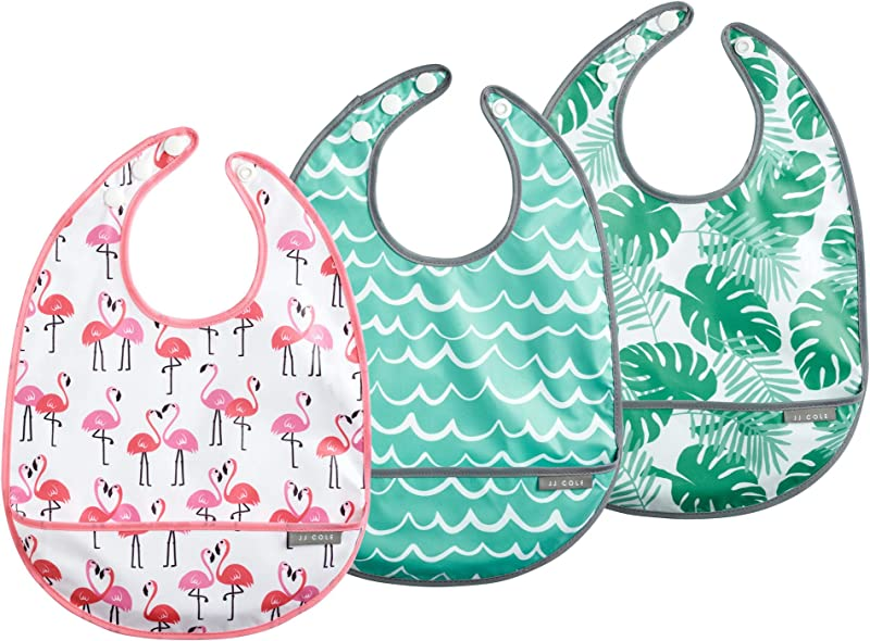 JJ Cole Bib Set Tropical Paradise