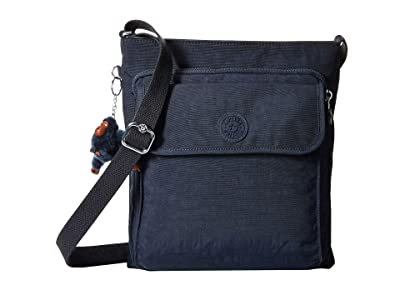 Kipling Machida Crossbody Bag (True Blue) Cross Body Handbags