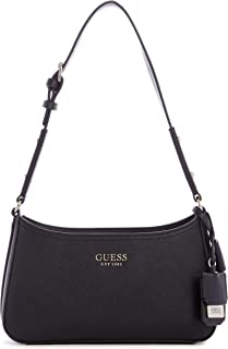 GUESS womens Georgiana Shoulder Bag HANDBAGS