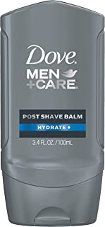 Dove Men+Care Post Shave Balm Hydrate 3.4 oz
