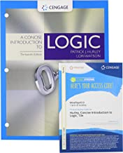 Bundle: A Concise Introduction to Logic, Loose-leaf Version, 13th + MindTapV2.0, 1 term Printed Access Card