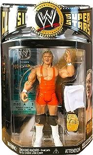 WWE WWF Jakks Wrestling Classic Superstars Mr. Perfect Curt Hennig Wrestling Action Figure with Intercontinental Championship Belt