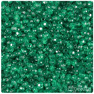 emerald forest beads