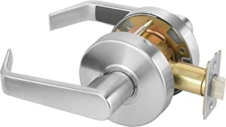 chrome yale lock cover