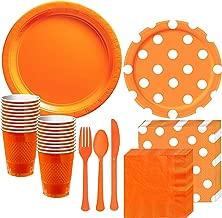 Best orange polka dot plates Reviews