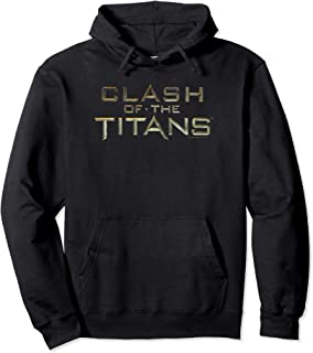 Clash of the Titans Logo Pullover Hoodie