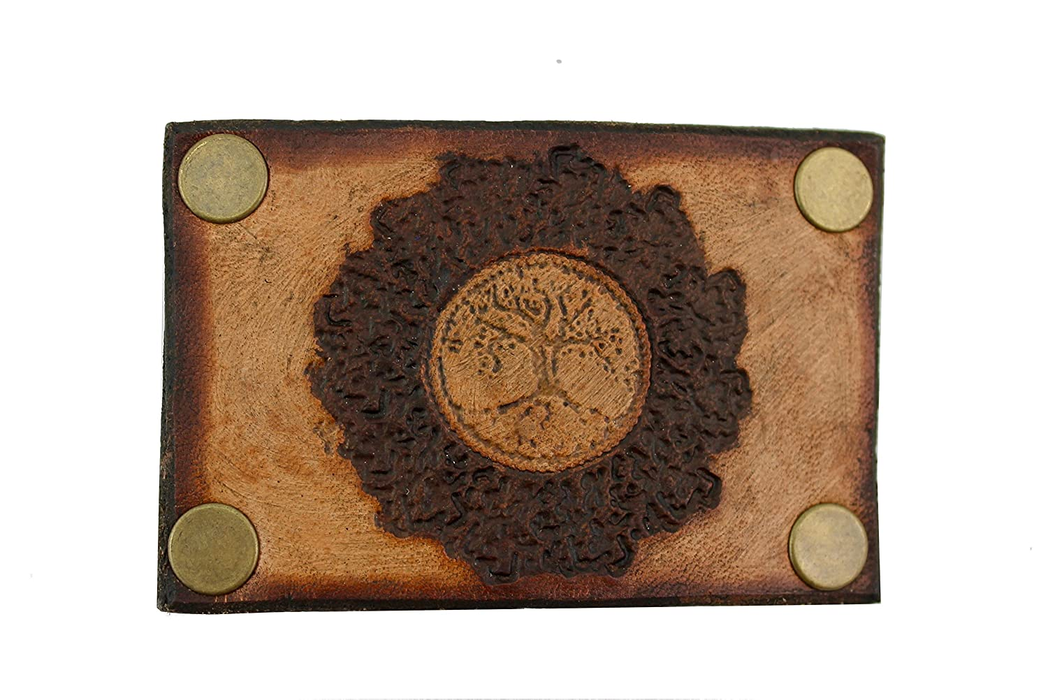 Challenge the lowest price Handmade Tooled Leather Regular discount Buckle Belt