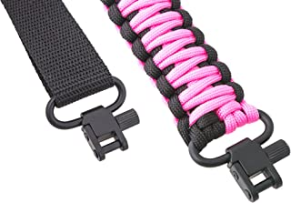 Ace Two Tactical Gun Sling 550 Paracord - Rifle or Shotgun - 2 Point - Extra Strong Multi Use