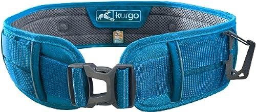 Kurgo Hands Free Dog Running Belt   Leash Waist Belt for Dogs   Crossbody Walking Belt for Dogs   Reflective   Molle ...