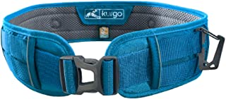 Kurgo K01963 handsfree midjebälte för hundar, hundtillbehör, RSG aktiv rem – passar midjestorleken från 71 till 114 cm, 240 g