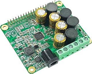 Inno-Maker Raspberry Pi HiFi AMP HAT 25W Class-D Power Amplifier TAS5713 Expansion Board Audio Module for Raspberry Pi 3 B...