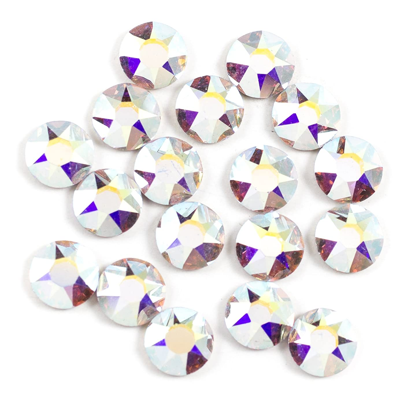 Swarovski - Create Your Style Flatback 5mm AB 3 packages of 18 Piece (54 Total Crystals)