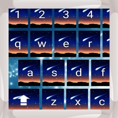 Shooting Stars Keyboards