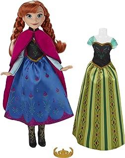 Disney Frozen Coronation Change Anna