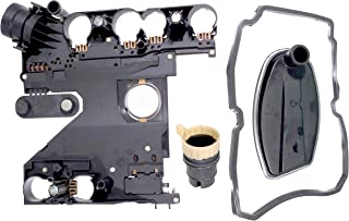 APDTY 028780 Transmission Conductor Plate Complete Kit Includes Valve Body Plate, VSS Vehicle Speed Sensor, Adapter Plug, Filter, Gasket (Replaces Mopar 68049181AA; Mercedes 1402701161, 2035400253)