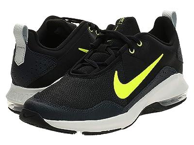 Nike Air Max Alpha Trainer 2 (Black/Volt/Dark Smoke Grey/Spruce Aura) Men