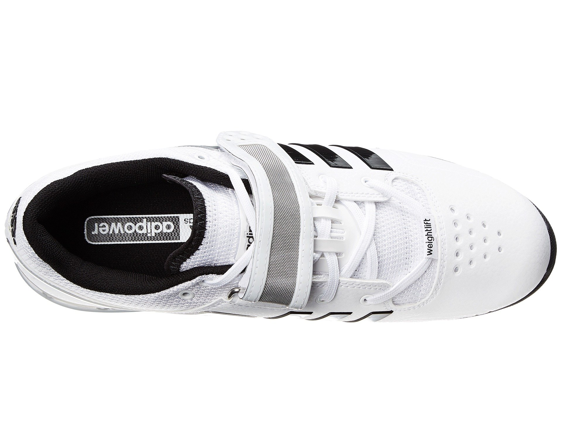 Shopping Product  Q Adipower Weightlifting Shoes Black