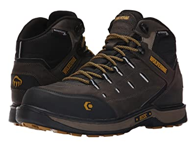 Wolverine Edge LX EPXtm Waterproof Carbonmax (Taupe/Yellow) Men