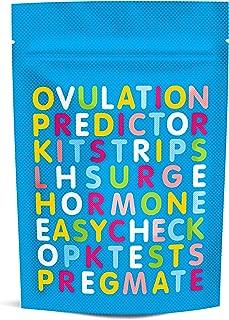 PREGMATE 30 Ovulation LH Test Strips Predictor Kit (30 LH)