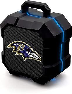 NFL New England Patriots ShockBox Bluetooth Speaker