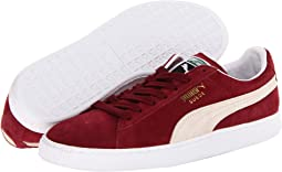 amp; Classic Puma Sneakers Tigerlily Bluebird Shoes Suede Athletic 1p1Wq6RT