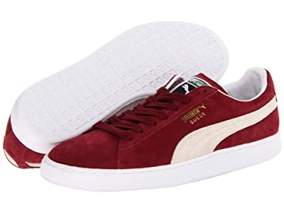 PUMA Suede Classic (Cabernet) Shoes