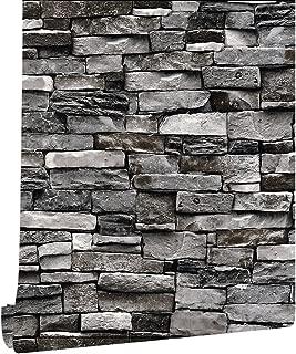 Best grey wallpaper accent wall Reviews