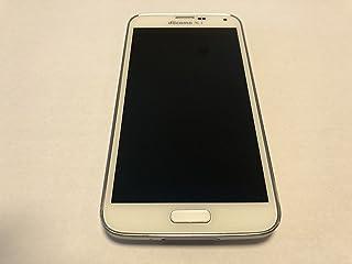 SAMSUNG docomo GALAXY S5 SC-04F shimmery WHITE