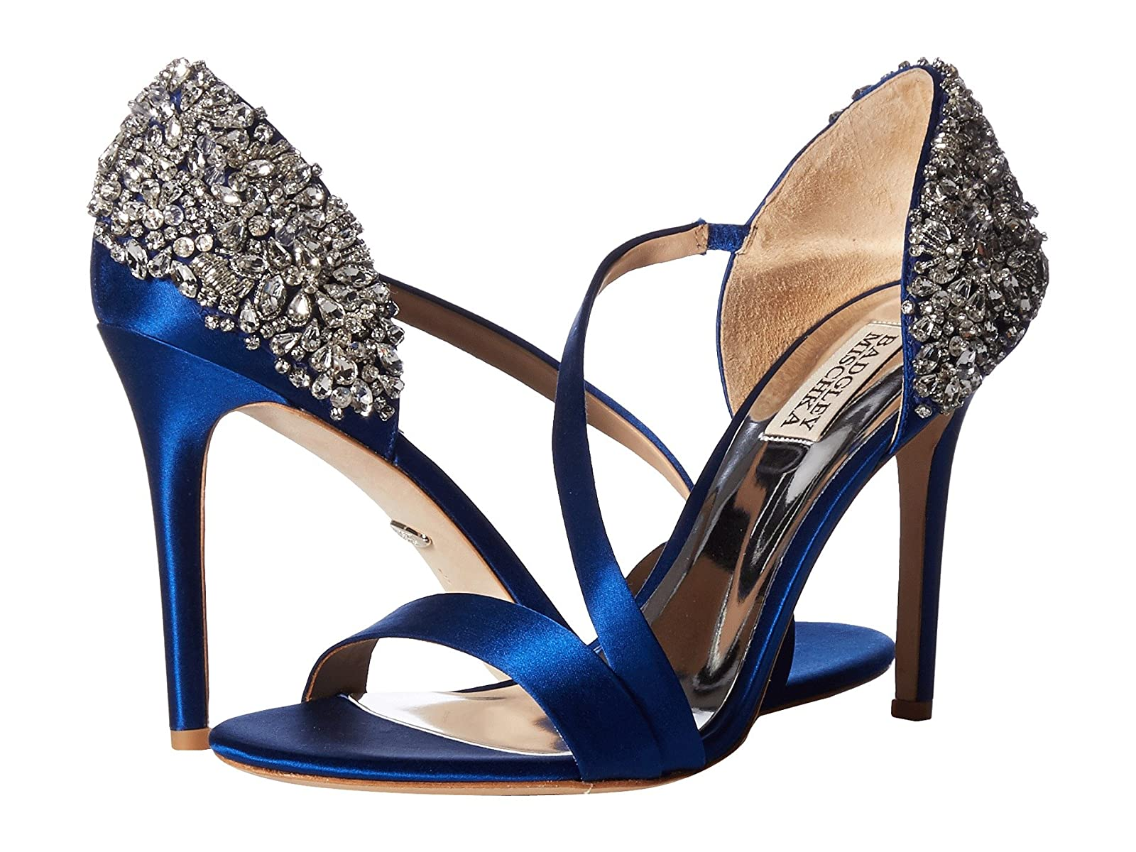 Badgley Mischka PaulineAtmospheric grades have affordable shoes