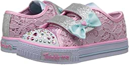 SKECHERS KIDS Twinkle Toes: Shuffles - Sweet Steppers 10897N Lights (Toddler/Little Kid)