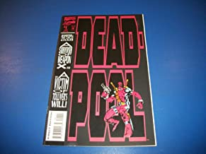 DEADPOOL THE CIRCLE CHASE #1 NM 1st Mini Series 1993