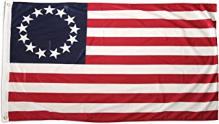 cotton betsy ross flag for sale