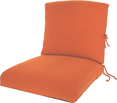 CushyChic Outdoors Terry Slipcovers for Deep Seat Patio Cushions, 2 Piece  in Tangier - Slipcovers - Amazon.com : CushyChic Outdoors Terry Slipcovers For Deep Seat Patio
