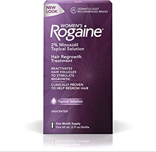 Rogaine Women's Unscented 2 oz (Pack of 9)