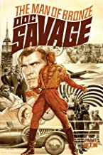 The Man of Bronze: Doc Savage