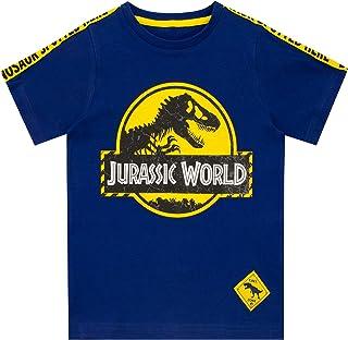 Jurassic World T-Shirt Garçon Dinosaure