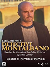 Detective Montalbano: Episode 2 - The Voice of the Violin (English Subtitled)