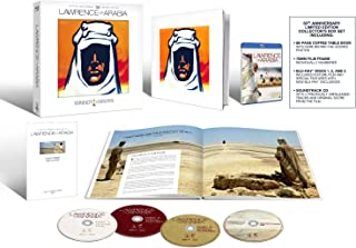 Best Lawrence of Arabia (50th Anniversary Collector's Edition) [Blu-ray] Review