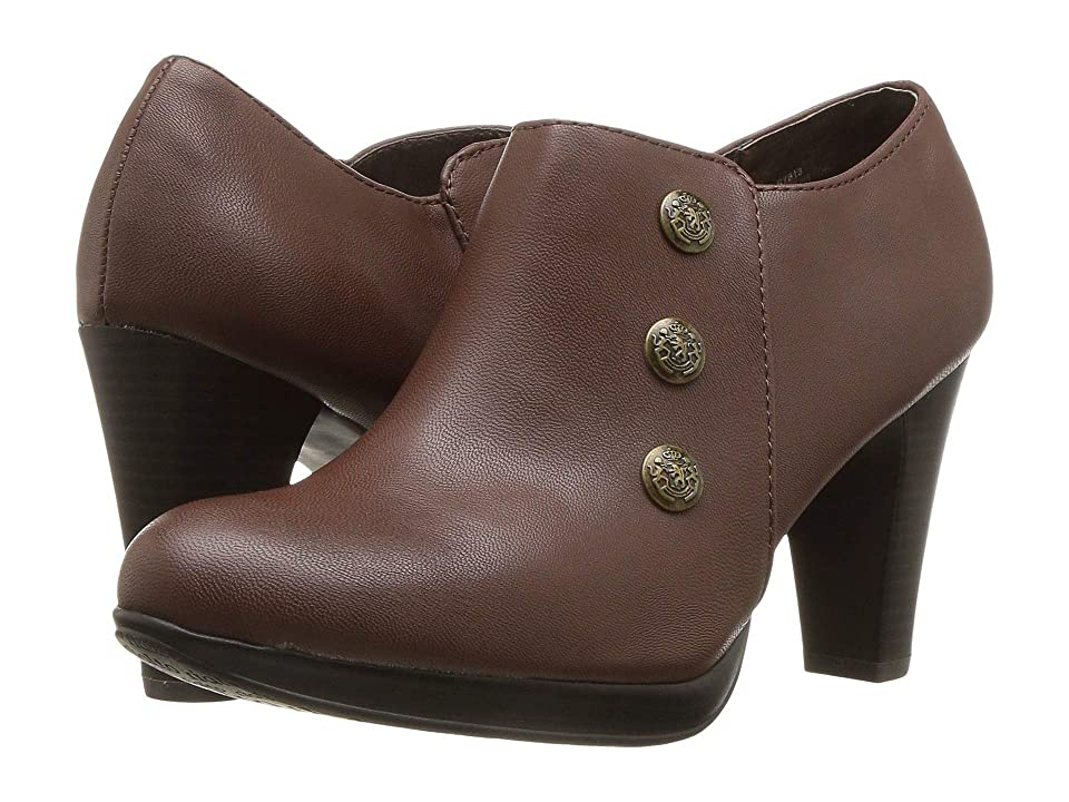 Rialto Penston (Brown/Smooth) Women