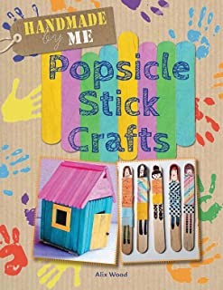 arts and crafts with popsicle sticks