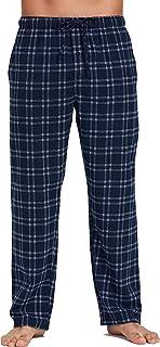 Sponsored Ad - CYZ Men's 100% Cotton Comfortable Flannel Pajama Pants