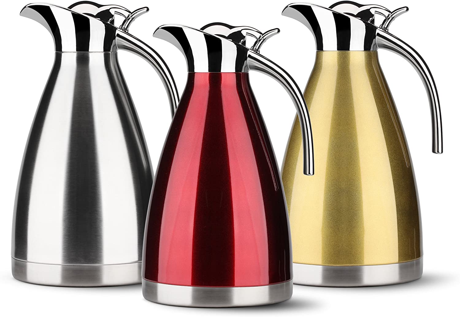 40% OFF Cheap Sale HOMKO Insulated Coffee Carafe - 68 National products Ca Stainless Thermal Steel oz