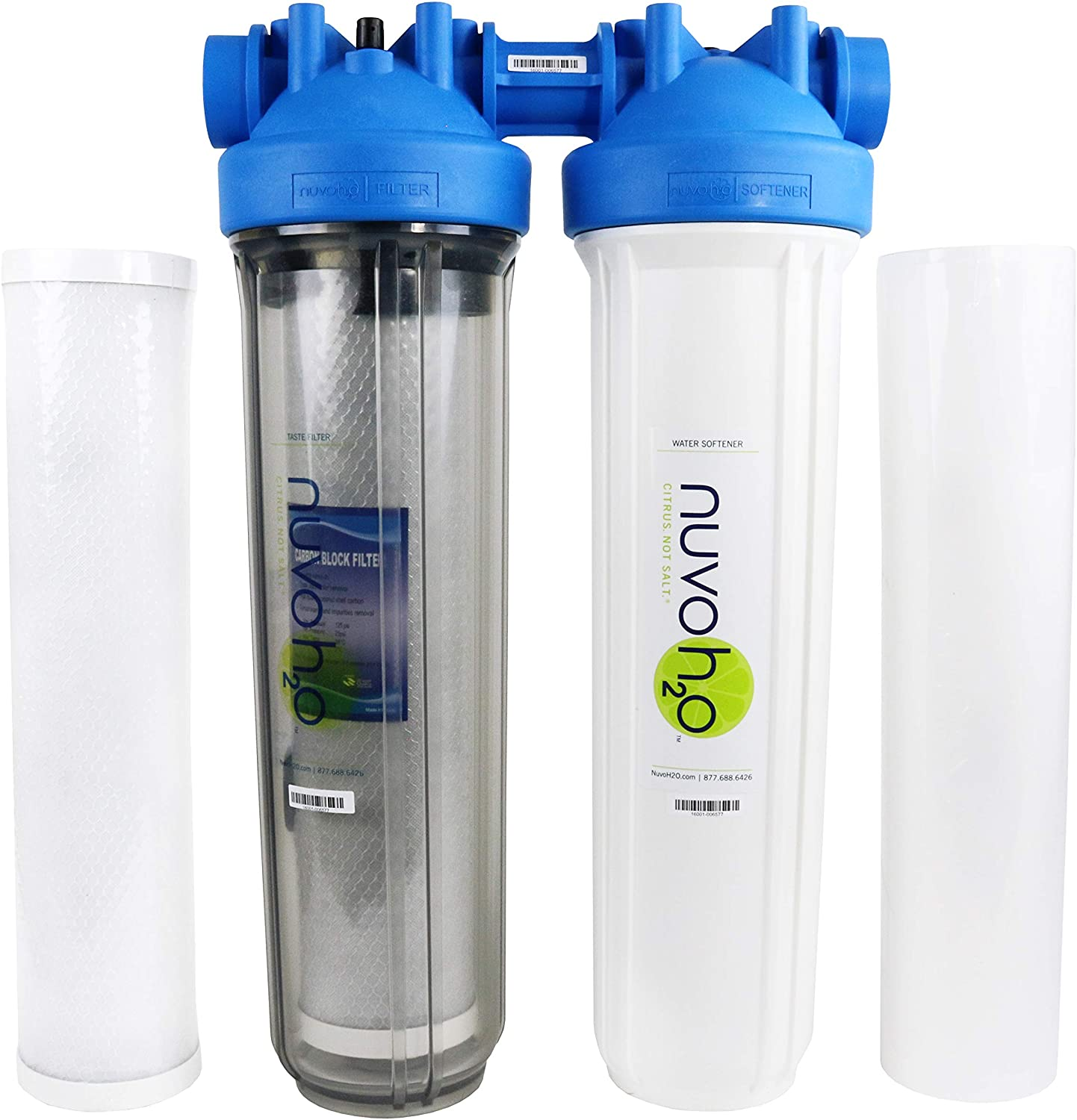 Dealing full price reduction NuvoH2O Manor + Taste Complete System Softener Includes 1 Ranking TOP15 Water
