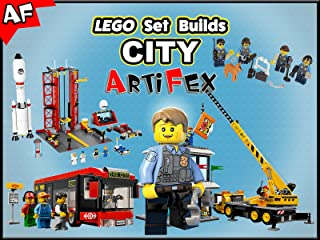 Clip: Lego Set Builds City - Artifex