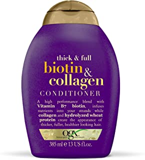 OGX Thick & Full + Biotin & Collagen Conditioner, 385 ml
