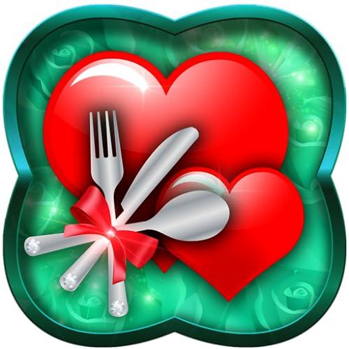 Lädt zum romantischen Abendessen ein