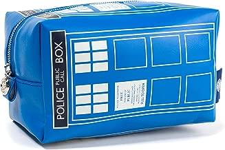 Doctor Who Tardis Shaped Wash Bag