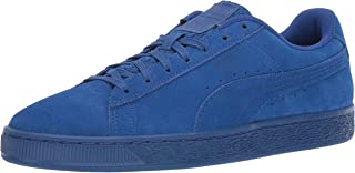 PUMA Men's Suede Classic Mono Sneaker
