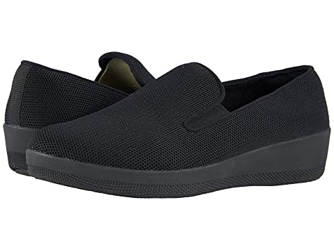 cd654e01357b9b FitFlop Superskate Uberknit Loafers at Zappos.com