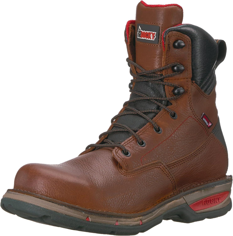Rocky Men's Rkk0228 Construction Boot